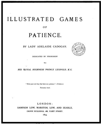 Games of Patience
