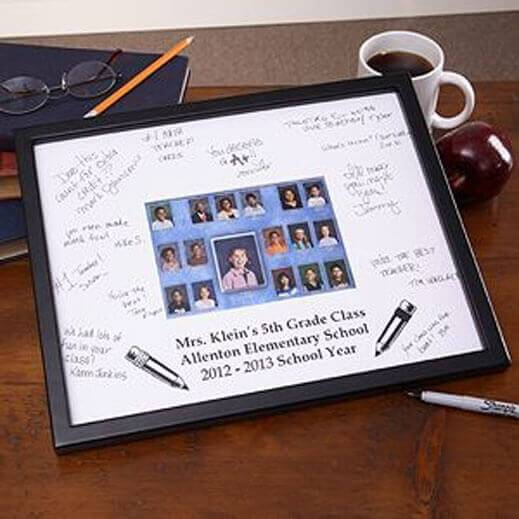 autograph-frame-gift